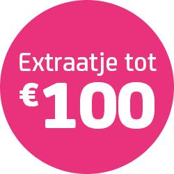 Beleg €100 bij de SNS bank en ontvang €20 bonus!