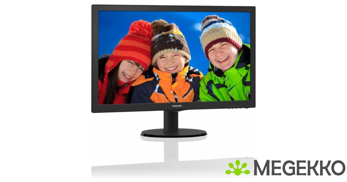 """Philips 223V5LHSB2 - 21,5"""" 75Hz Full HD Monitor @ Megekko"""