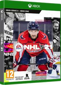 NHL 21 (XB1/PS4) @ BCC