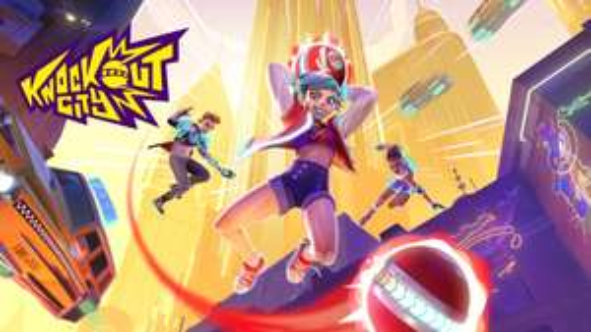 Knockout City Gratis voor Game Pass leden op launch (21 mei)