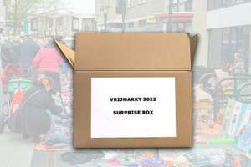 Koningsdag surprisebox dagknaller