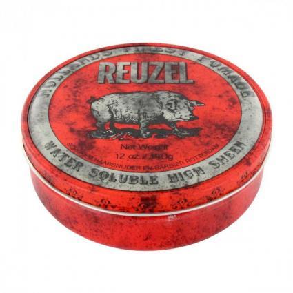 Reuzel Pomade Rood / Blauw (Strong Hold) 340 gram