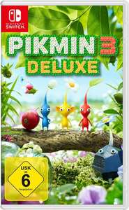 Pikmin 3 Deluxe (Nintendo Switch) @Amazon