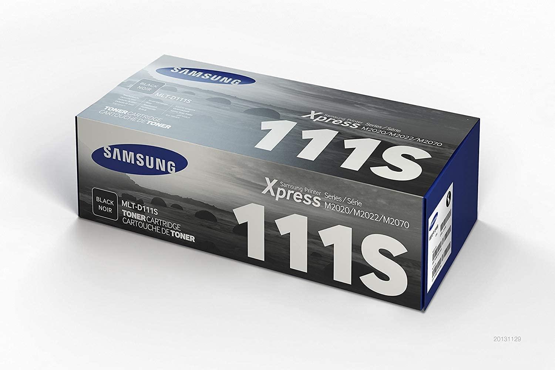 Samsung MLT-D111S (SU810A) Toner cartridge Zwart