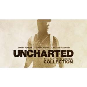 The Nathan Drake Collection (PS4) downloadcode voor €22,49 @ BoxedDeal