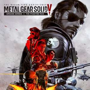 Metal Gear Solid V: The Definitive Experience @ PSN