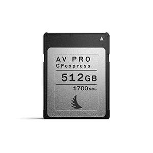 AngelbiRD AV Pro CFexpress 512 GB (amazon.de)