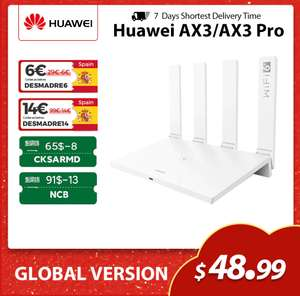 Huawei AX3 PRO Router