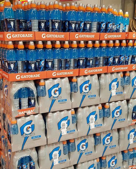 [Lokaal?] 3 flesjes Gatorade voor €1,- @Nettorama