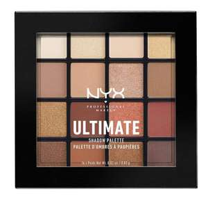 Nyx Ultimate warm neutrals 16 pan palette