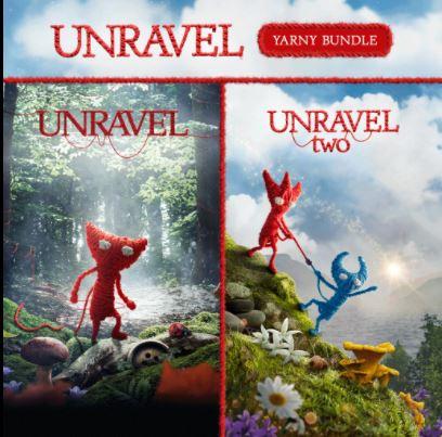 Unravel Yarny-bundel