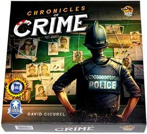 Chronicles of Crime bordspel (ENG)