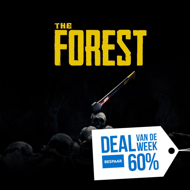PlayStation deal van de week The forest