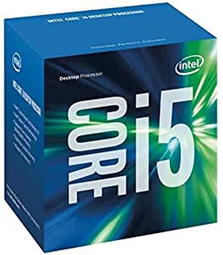 INTEL CORE I5 - processor 7400, 3GHZ, QUAD CORE, SOCKET LGA1151, 6 MB CACHE