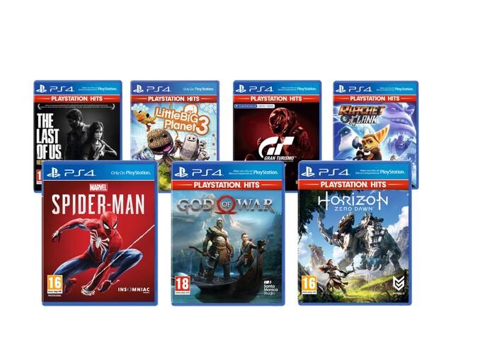 PS4-spellen €12,99 @ Lidl, bijvoorbeeld Marvel's Spider-Man