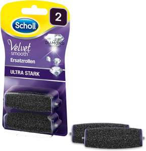 Scholl Velvet Smooth Verwisselbare rollers Ultra Grof