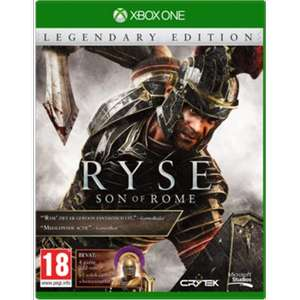 Ryse: Son Of Rome Legendary Edition (Xbox One) voor €10 @ Dixons