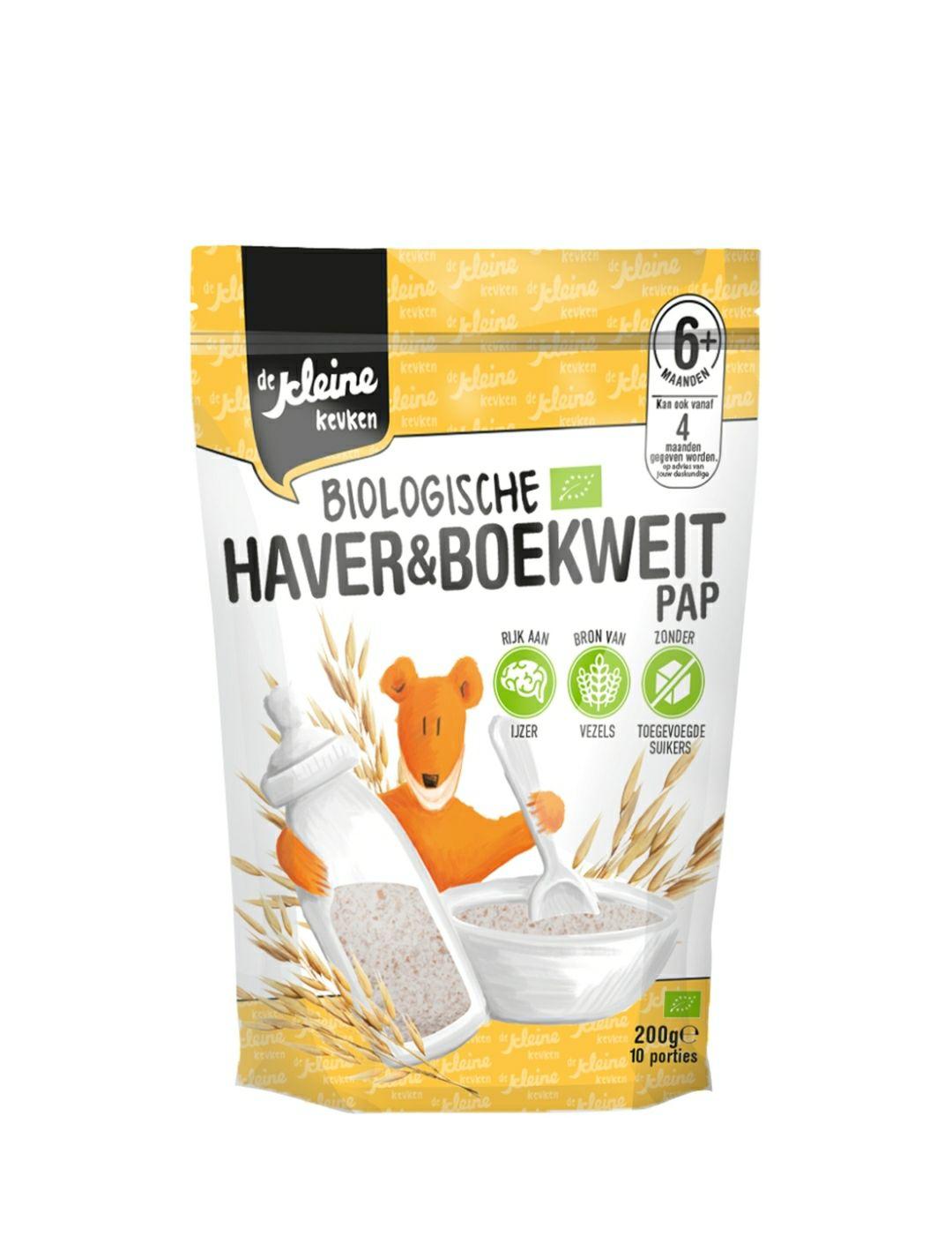 Haver en Boekweit pap gratis proberen!