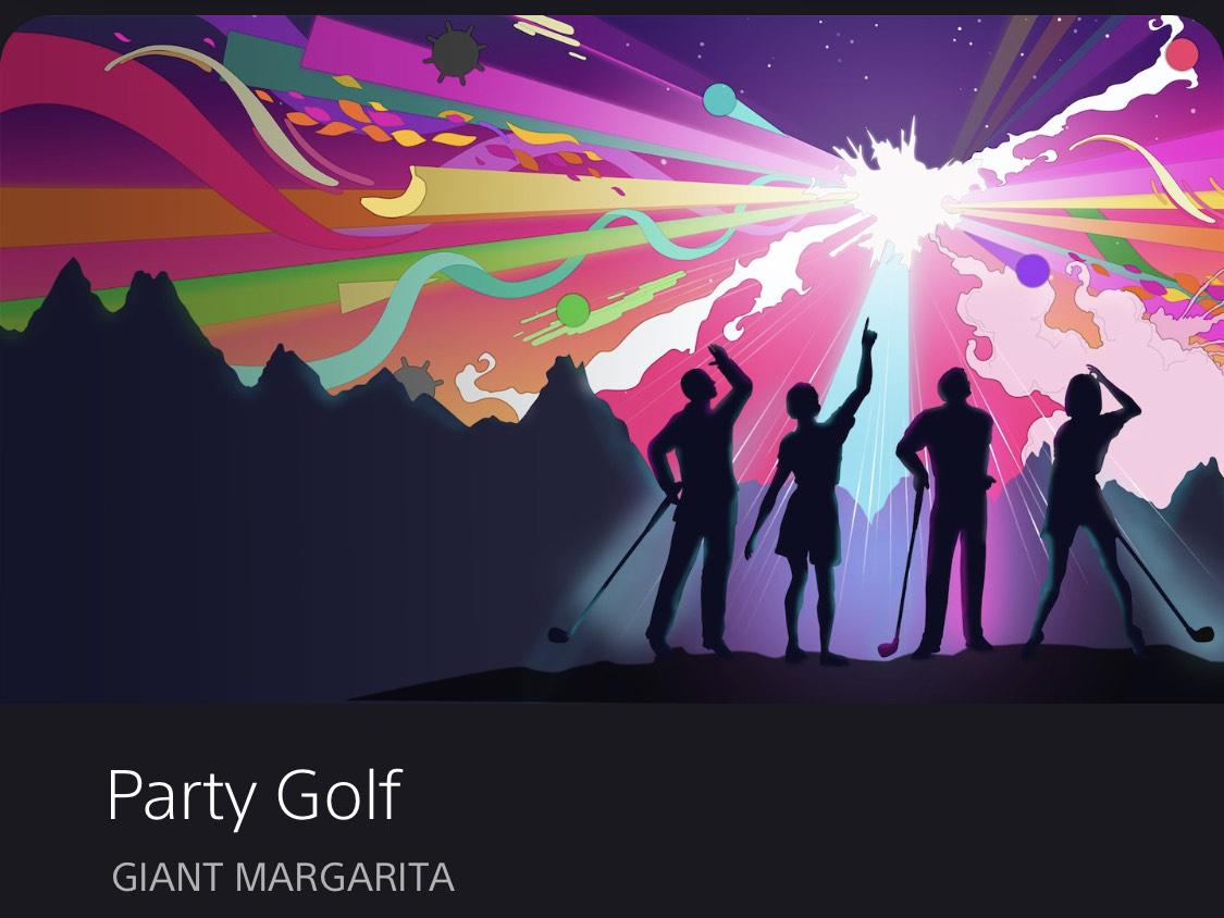 Party Golf 95% korting met PS plus (lees beschrijving)