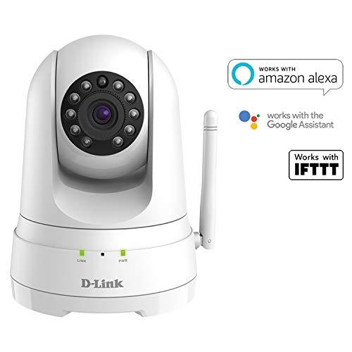 D-Link mydlink Full HD Pan & Tilt Wi-Fi Camera - DCS-8525LH