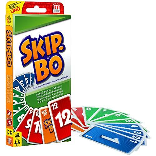 Skipbo orgineel kaartspel van Mattel nu voor 9,85 (Prime)