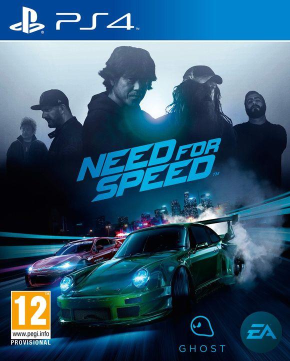 Need for Speed (PS4) voor €35,95 @ Coolshop