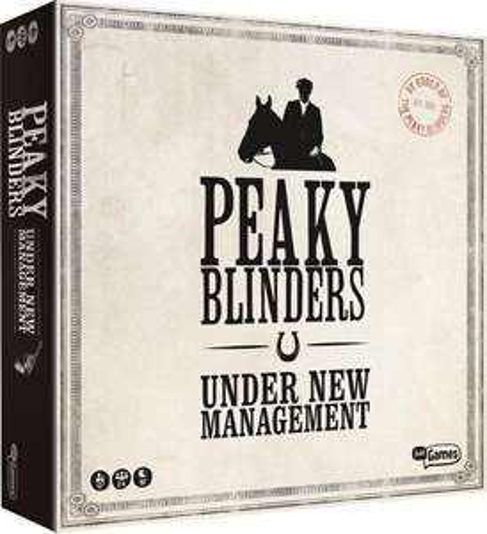Peaky Blinders Under New Management - bol.com en Amazon