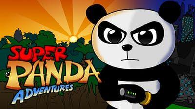 IndieGala GRATIS Super Panda Adventures