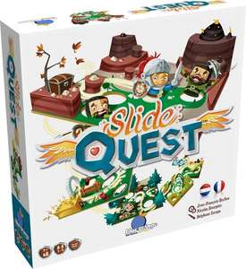 Slide Quest - Bordspel