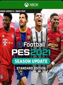 eFootball PES 2021 Standard edition Xbox