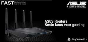 Heropend: Korting ASUS RT-AC87U bij Bol.com via PlayStation Plus