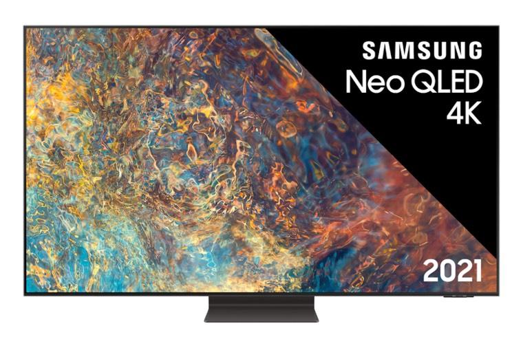 Samsung QE55QN95A - NU MET €200,00 retour en de C925E Logitech Webcam