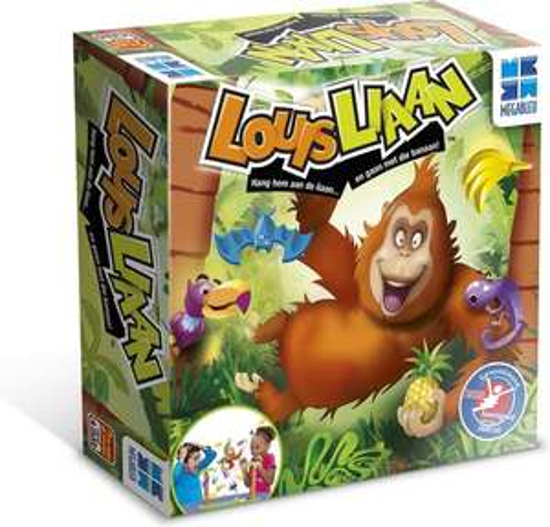 Louis Liaan - gezelschapsspel