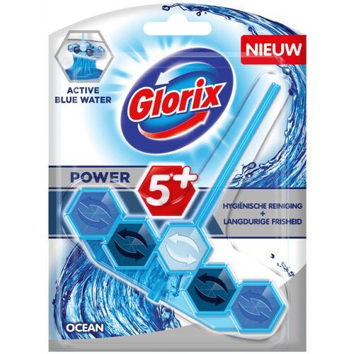 Glorix toiletblokken voor €0,79 per stuk (vanaf 3 stuks) bij Dirk