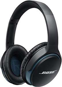 Bose SoundLink around-ear wireless headphones II zwart