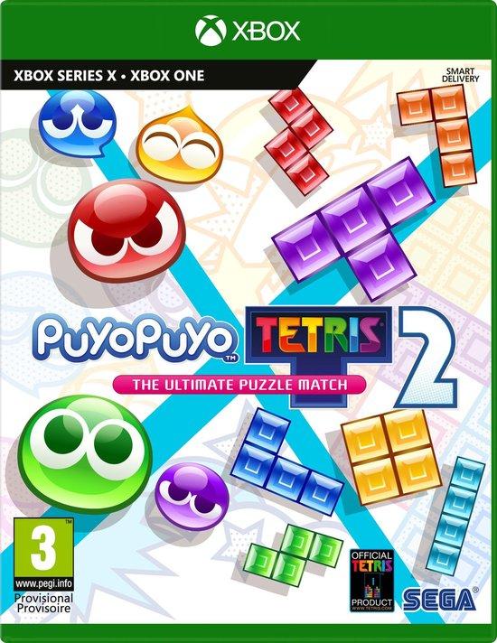 Puyo Puyo Tetris 2 - Limited Edition (Xbox)