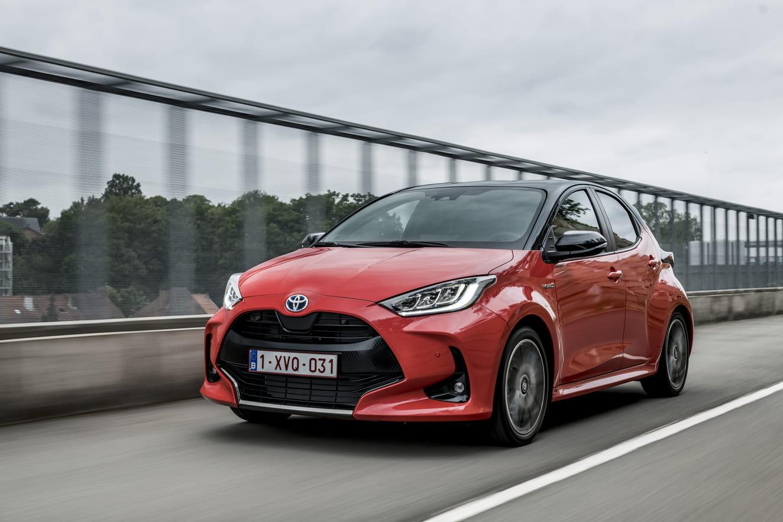 Yaris Hybrid nu zonder meerprijs. Tot 2500 euro korting.