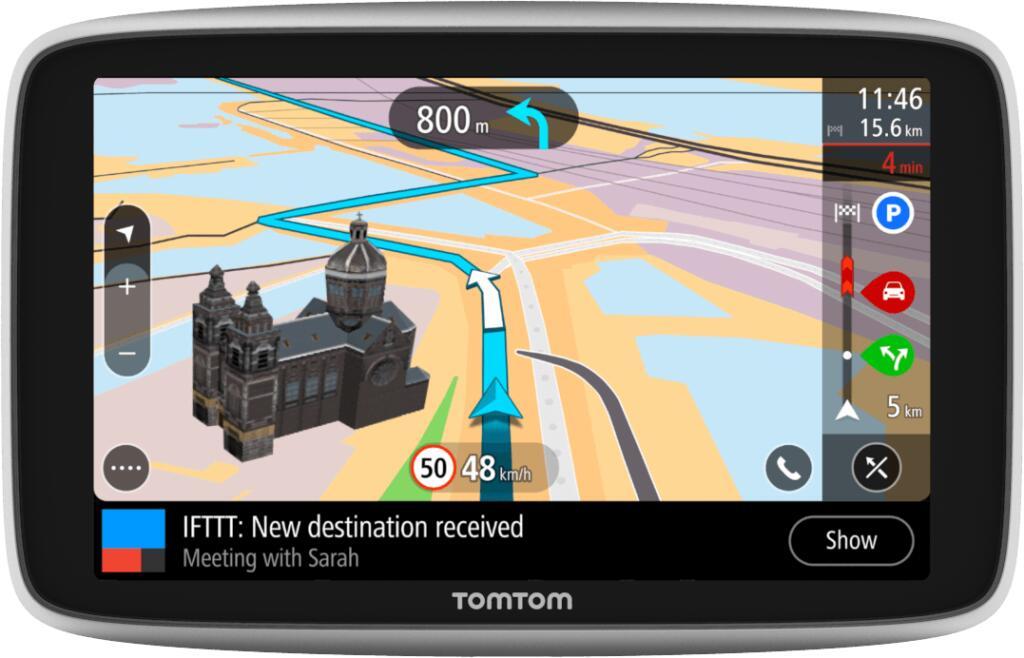 """TomTom GO Premium 5"""" Autonavigatie @ Amazon.nl"""