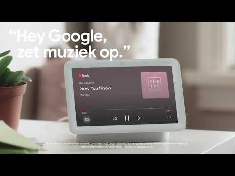 Nest Hub Gen 2 - nu incl. 2 gratis Philips Hue White E27 Bluetooth lampen + korting @ tink