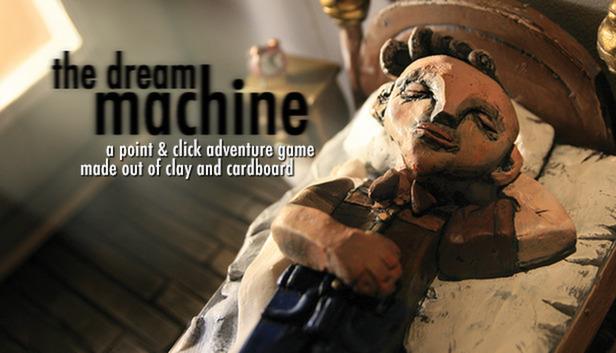 [Gratis] The Dream Machine (vanaf 10 mei tot 17 mei) @steam