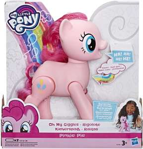 My Little Pony Oh My Giggles Pinkie Pie / My little pony giechelende pinkie pie, van Hasbro