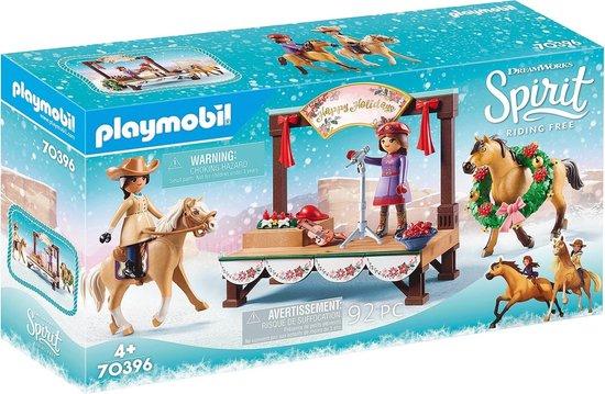 PLAYMOBIL Spirit 70396 Kerstconcert bij Bol.com