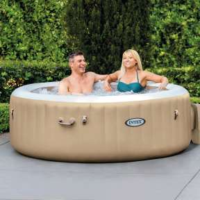 Intex Pure Spa whirlpool @ Aldi