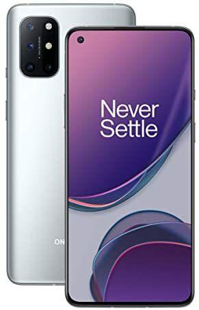 [Amazon.nl] OnePlus 8T Lunar Silver | 8GB RAM + 128GB