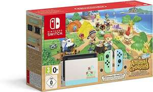 Nintendo Switch Console Animal Crossing version @ amazon warehouse