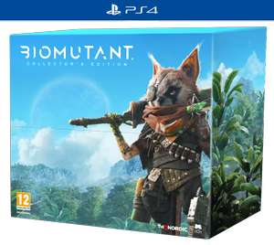 Biomutant (Collector's Edition) - PlayStation 4 / Xbox
