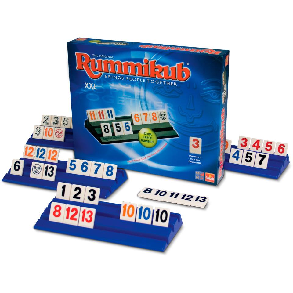 [UPDATE] Rummikub XXL voor €20 @ Blokker