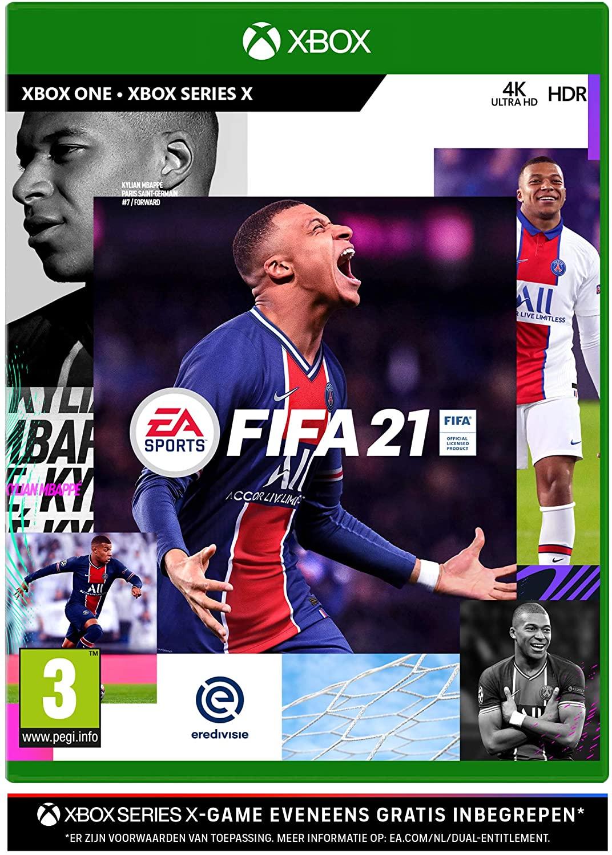 FIFA 21 (Xbox One inclusief kostenloze upgrade naar Xbox Series X) - NL versie