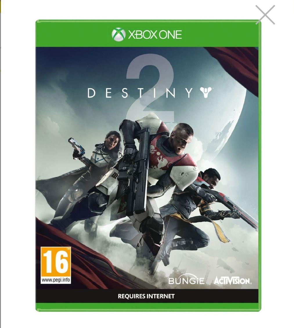 Destiny 2 €0,98 -> @Intertoys
