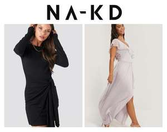 ~60% korting op NA-KD + 10% extra korting + 'gratis' NA-KD oorbellen @ Maisonlab